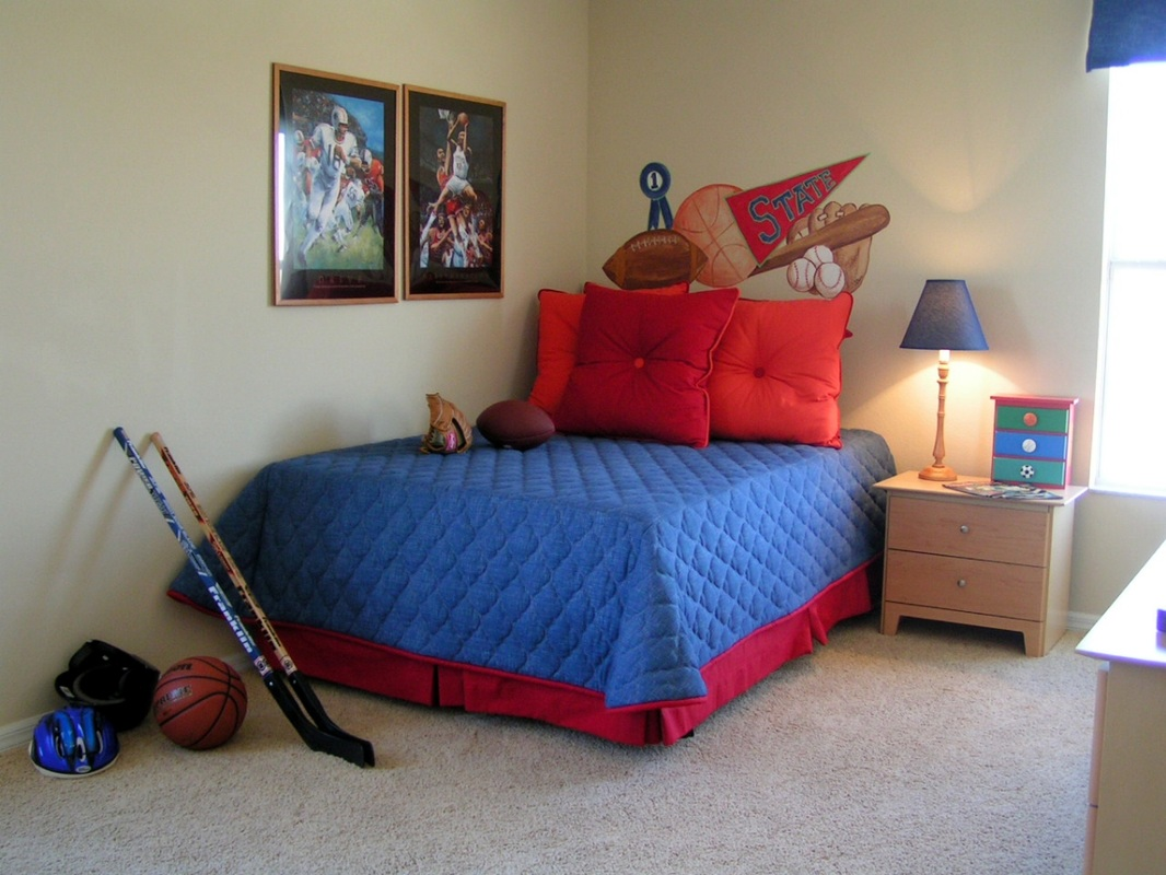 Clean Bedroom Delaware House Cleaning Service